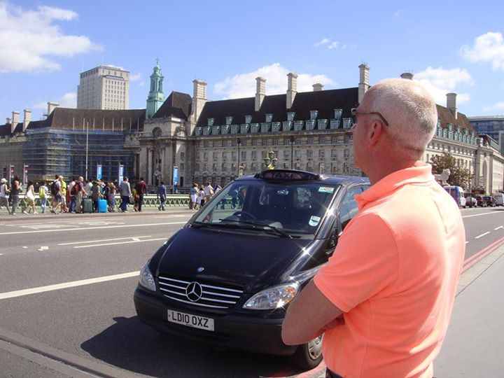 Licensed Black Taxi - Tour of London